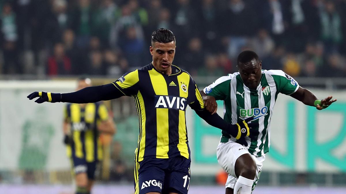 Fenerbahçe'Den Transfer Olacak Nabil Dirar'In Sürecinde Pürüz !