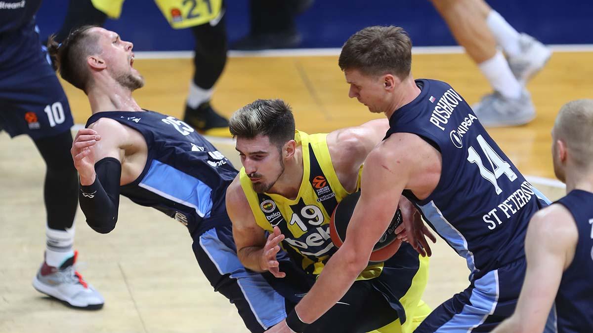 Nando De Colo, Zenit galibiyetini değerlendirdi - Fenerbahçe Spor Kulübü