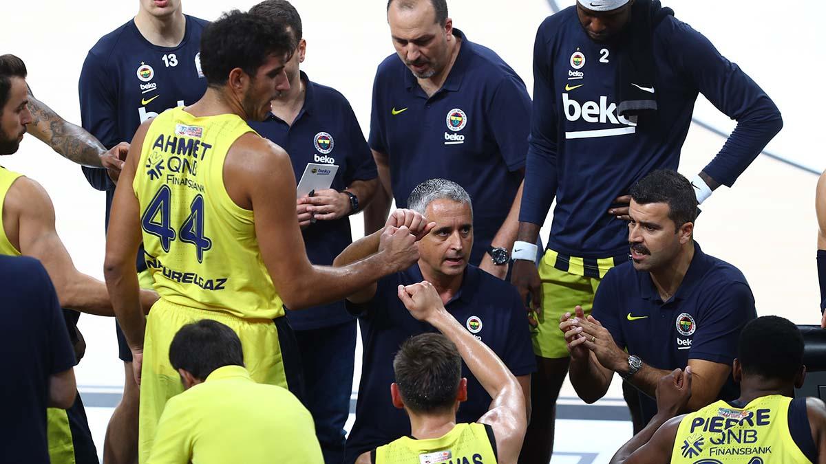 Başantrenörümüz Igor Kokoskov: Hedefimiz belli - Fenerbahçe Spor Kulübü