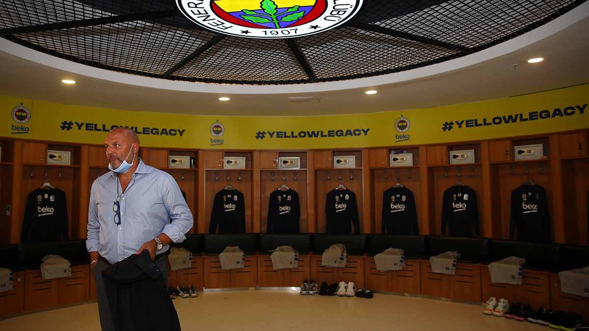 Başantrenörümüz Aleksandar Djordjevic, Stadımızı ve Salonumuzu gezdi -  Fenerbahçe Spor Kulübü