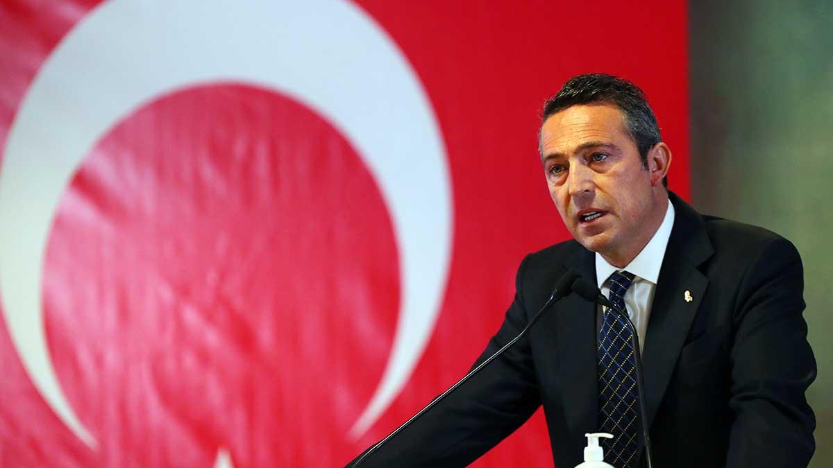 Fenerbahçe Başkanı Ali Koç Aklındaki Teknik Direktörü Açıkladı !
