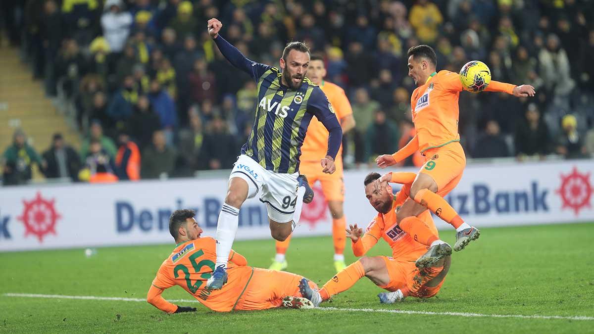 Fenerbahçe 1-1 Aytemiz Alanyaspor - Fenerbahçe Spor Kulübü